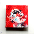 Small der blick malkunst acryl