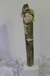 Small waldgeist gross holz skulptur