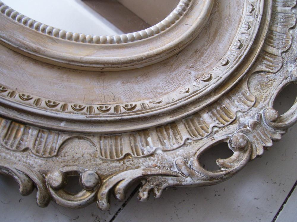 Spiegel,Stuck,Brocante Barock,Shabby,Vintage,Ornamente
